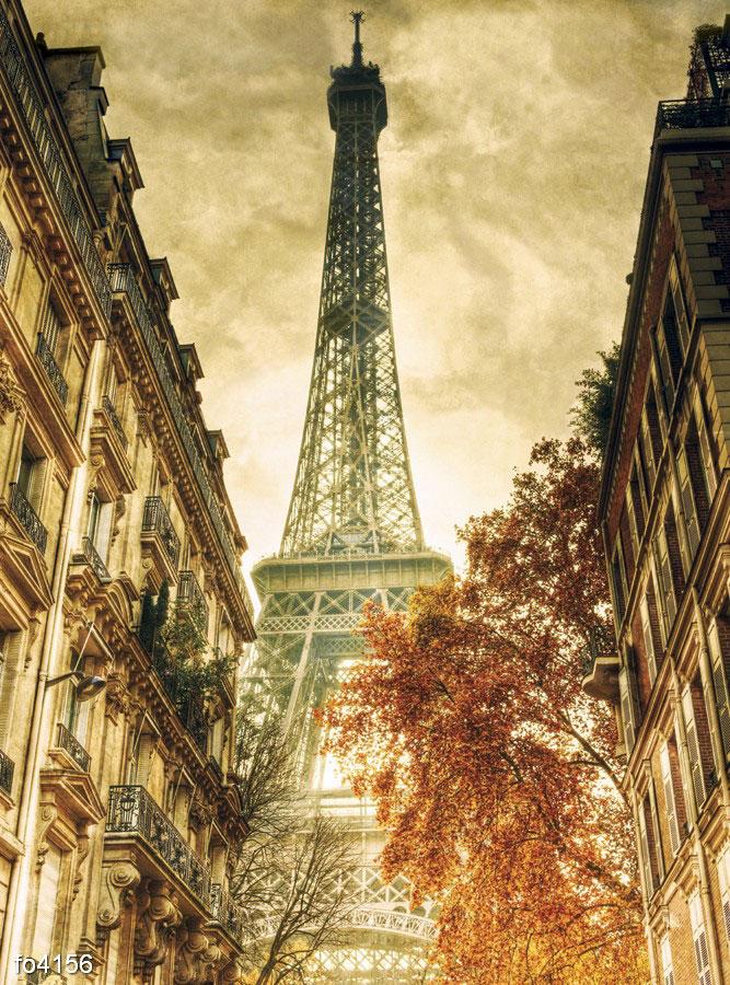 Постеры с эйфелевой башней